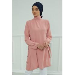 Hascevher Germanitium 35 cm Granit Tek Kulplu Pankek Tava Kahve